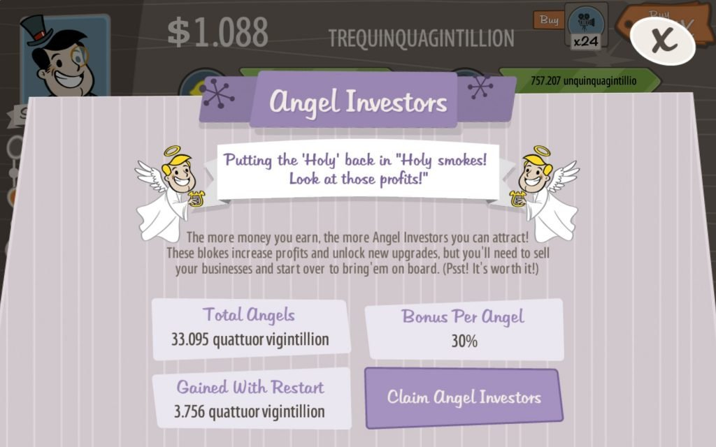 AdVenture Capitalist Unlimited Money Cheat – How to get