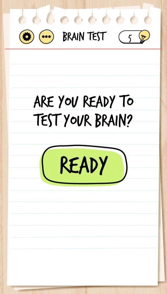 Brain test level 36