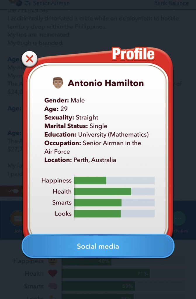 BitLife: Military Guide – How to go AWOL and make General or Admiral