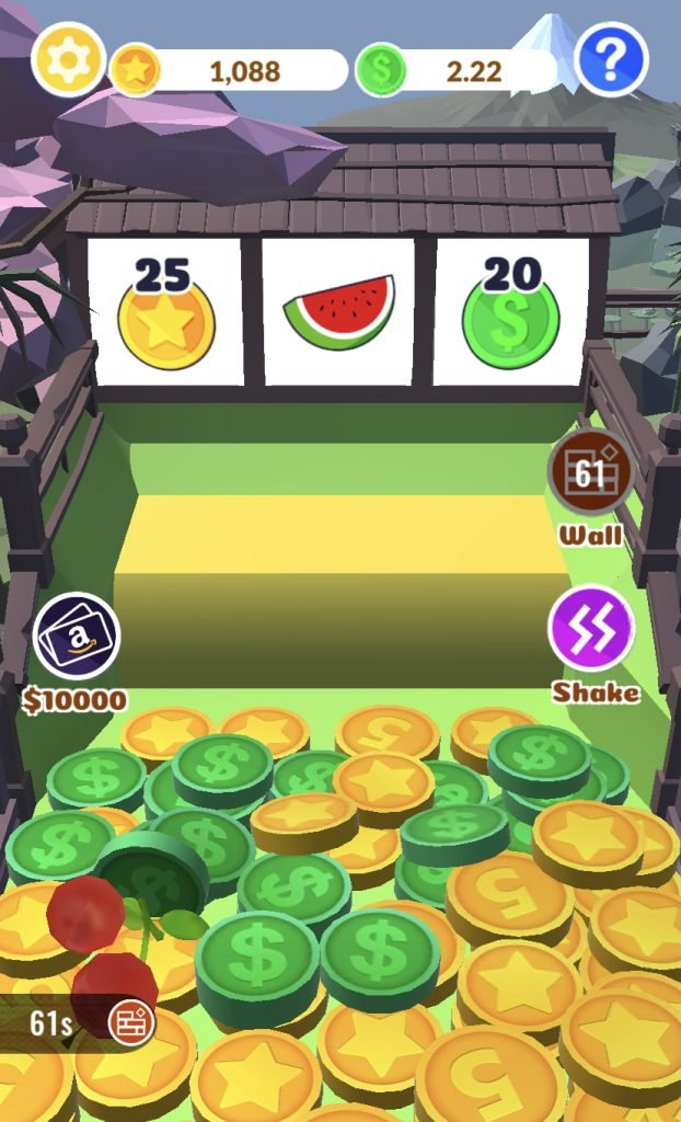 Lucky Pusher 36 Fruits