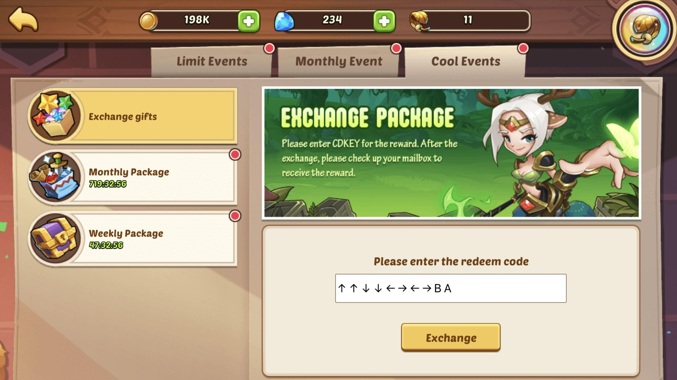 Idle Heroes: November 2020 Redeem Codes and CDKeys and How ...